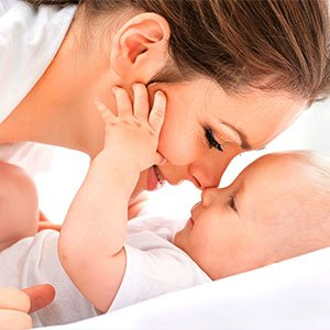 Matka a dítě / Eurona by Cerny
